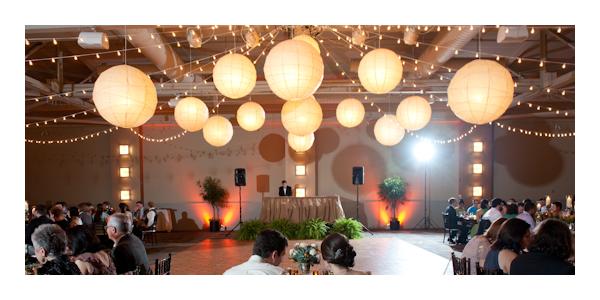 1 String Globe Light Als Toronto Wedding Lighting